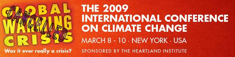 The Heartland Institute's International Conference on Climate Change